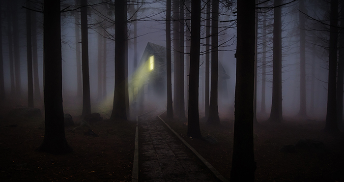 Creepy Stories for Halloween