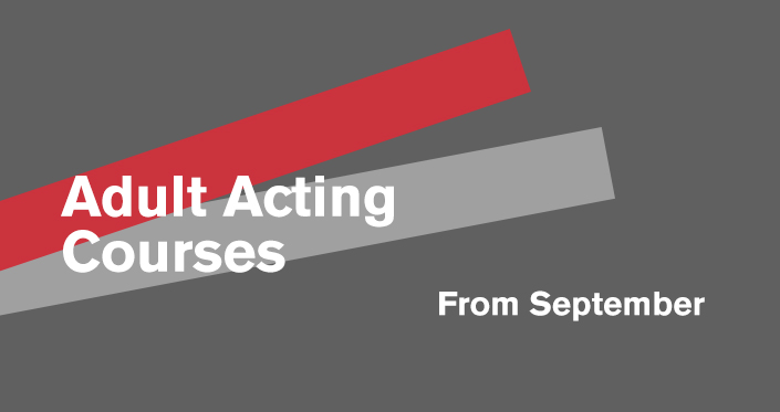 Adult acting courses
